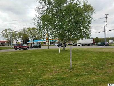 Jackson Commercial/Industrial For Sale: 3334-36 Lansing Ave