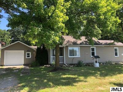 Single Family Home For Sale: 6241 Us 223