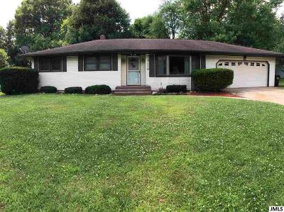 Jackson Single Family Home Contingent - Financing: 3110 Fairview Dr