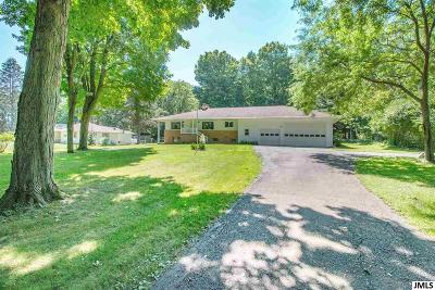 Jackson Single Family Home For Sale: 6120 S Jackson Rd