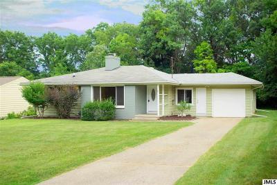 Jackson Single Family Home For Sale: 2009 Cascade Dr