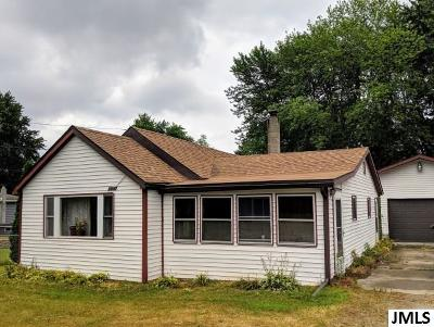 Single Family Home For Sale: 2942 Whitlock