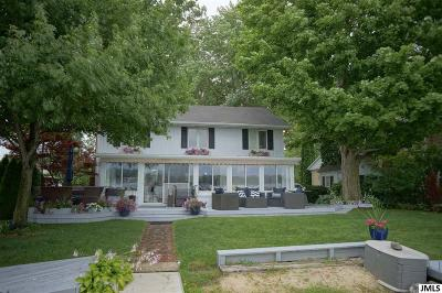 Single Family Home For Sale: 4402 Shady Dr
