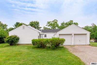 Michigan Center MI Single Family Home For Sale: $124,900