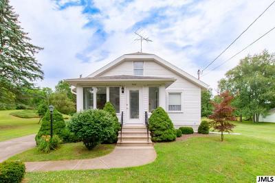 Michigan Center Single Family Home Contingent - Financing: 340 Showerman