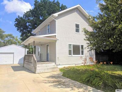 Single Family Home Contingent - Financing: 417 Parker St