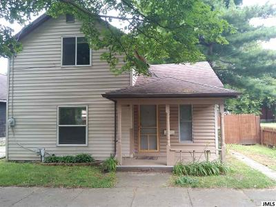 Jackson Single Family Home For Sale: 706 Tomlinson