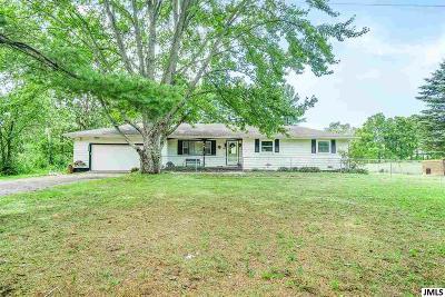 Jackson Single Family Home For Sale: 5000 Bennett Rd