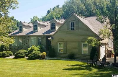 Jackson Single Family Home For Sale: 3625 Whispering Woods