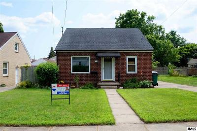 Jackson Single Family Home For Sale: 503 Bloomfield Blvd