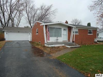 Single Family Home Contingent - Financing: 1282 W Southfield