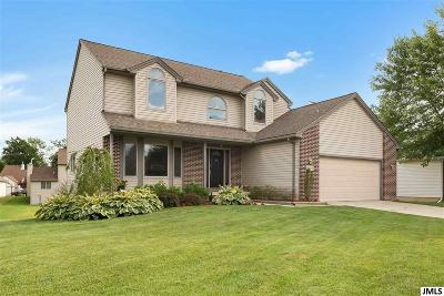 Saline MI Single Family Home Contingent - Financing: $379,000