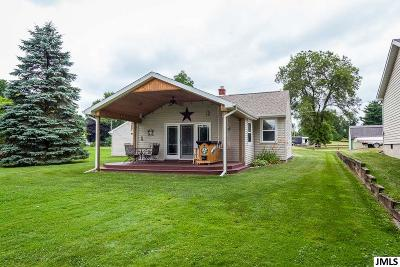 Single Family Home Contingent - Financing: 2888 Lake Ave