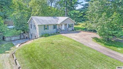 Springport Single Family Home Contingent - Financing: 9508 Townley Rd