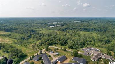 Jackson Commercial Lots & Land For Sale: V/L Springport Rd