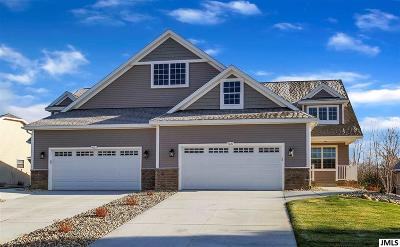 Jackson Condo/Townhouse For Sale: 4021 Stoneridge Dr