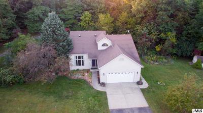 Leslie Single Family Home For Sale: 4924 S Main St
