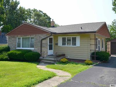 Jackson Single Family Home Contingent - Financing: 745 Lawrence St