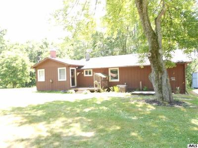 Single Family Home For Sale: 7571 Buckman Rd
