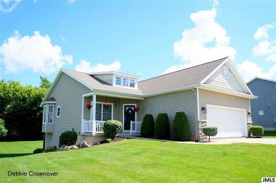 Jackson Single Family Home For Sale: 748 Pemberton Ln