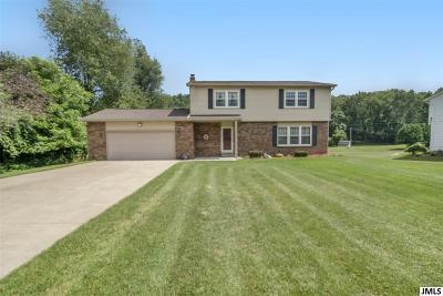 Jackson Single Family Home For Sale: 5377 Deer Ridge Rd