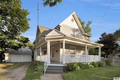Single Family Home Contingent - Financing: 1210 Backus St