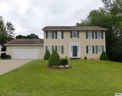 Jackson Single Family Home For Sale: 5055 Big Rock