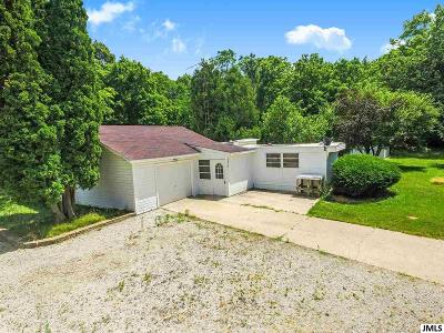 Addison Single Family Home For Sale: 6810 Meridian Rd