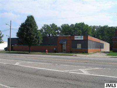 Jackson County Commercial/Industrial For Sale: 407 N Jackson