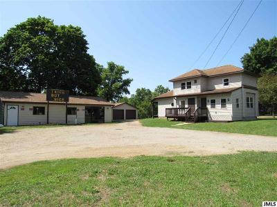 Jerome Single Family Home Contingent - Financing: 12195 E Chicago Rd