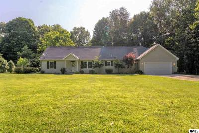 Single Family Home Contingent - Financing: 6483 Springbrook Rd