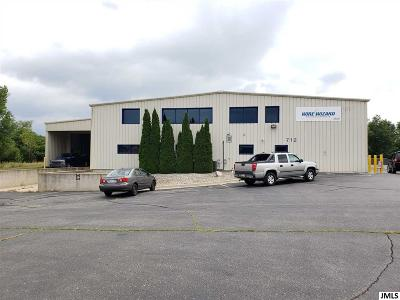 Jackson Commercial/Industrial For Sale: 712 E South St