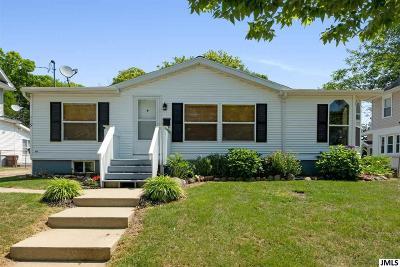 Jackson County Single Family Home Contingent - Financing: 119 Gilbert