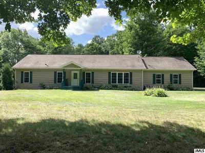 Single Family Home Contingent - Financing: 27774 D Dr North