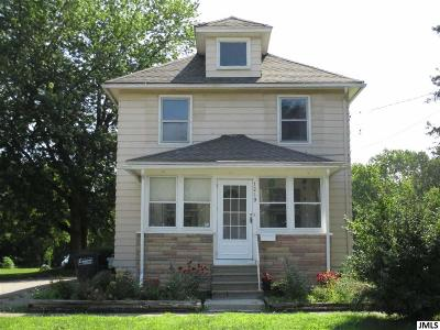 Single Family Home Contingent - Financing: 1219 N Blackstone