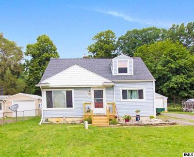 Single Family Home Contingent - Financing: 3658 Best