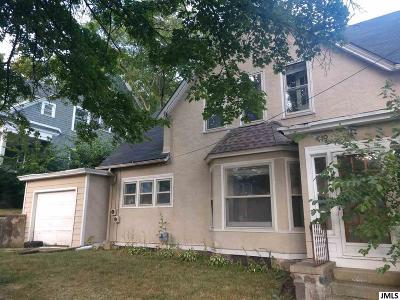 Jackson MI Single Family Home For Sale: $49,500