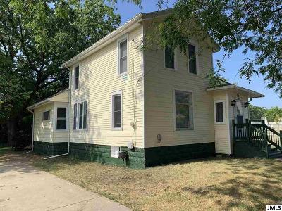 Jackson Single Family Home For Sale: 705 Oakhill Ave