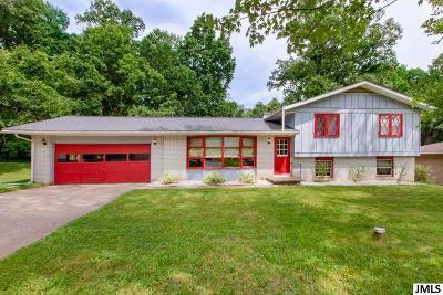 Jackson MI Single Family Home For Sale: $124,900