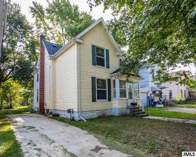 Jackson Single Family Home For Sale: 205 N Pleasant St