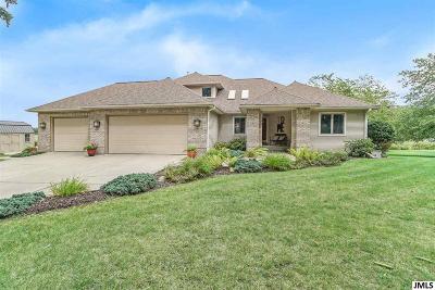 Single Family Home For Sale: 4475 Peninsula
