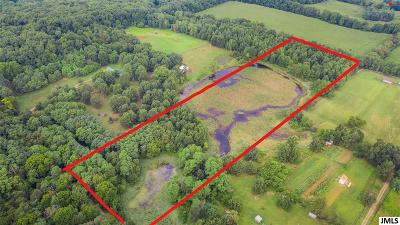 Jonesville MI Residential Lots & Land For Sale: $30,000