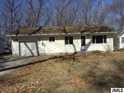 Jackson County Single Family Home Contingent - Financing: 278 Audell
