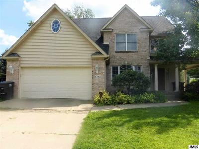Single Family Home For Sale: 1323 Willow Creek Ln