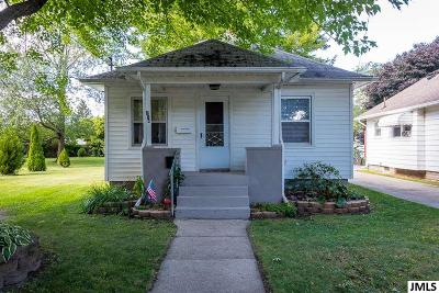 Single Family Home For Sale: 114 Austin Ave