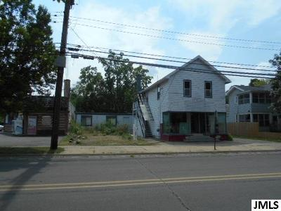 Jackson Commercial/Industrial For Sale: 707 W Franklin St
