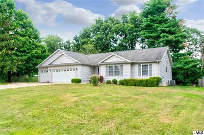 Single Family Home For Sale: 2379 Windemere Dr
