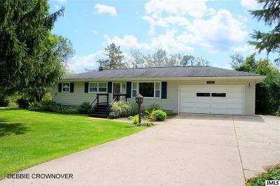 Spring Arbor Single Family Home Contingent: 7921 King Rd