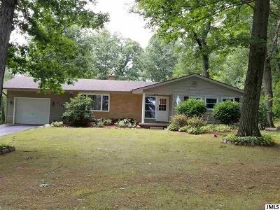 Single Family Home For Sale: 7300 Lansing Ave