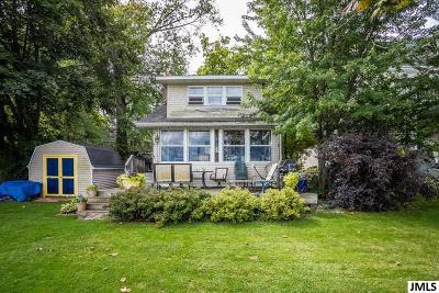 Single Family Home For Sale: 417 Oakwood Ave